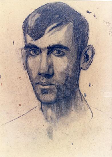 Retrato de hombre joven