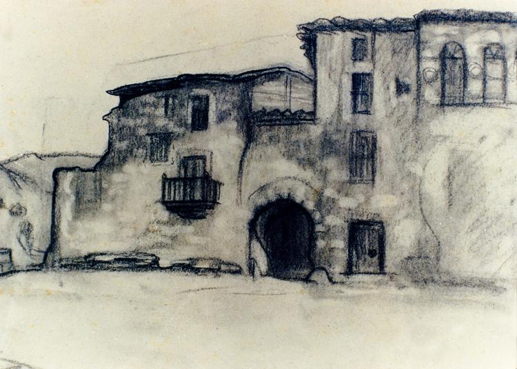 Casas solitarias