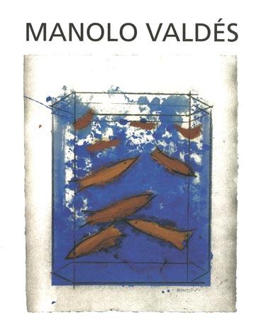 Manolo Valdés. Catálogos museo Gustavo de Maeztu
