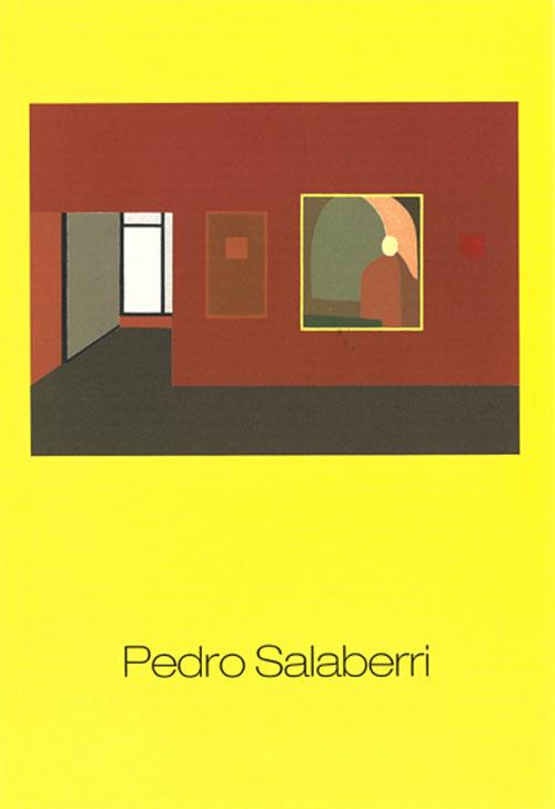 Pedro Salaberri. Catálogos museo Gustavo de Maeztu